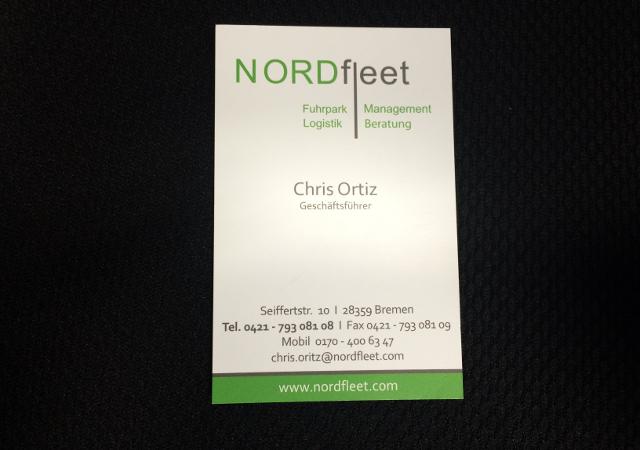 Persönliche Visitenkarten Drucken In Bremen