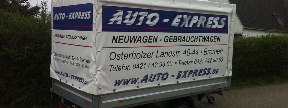 Anhängerbeschriftungen In Bremen